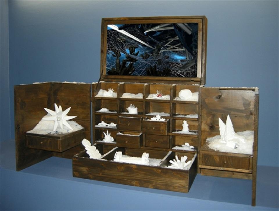 Giuliana Cunéaz – Cabinet de la neige