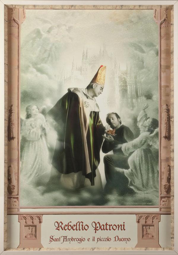 Paolo Consorti – Rebellio Patroni. Sant'Ambrogio e il piccolo Duomo