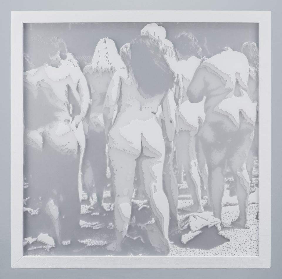 Daniele D'Acquisto -Waiting for… (Banality) #XIX