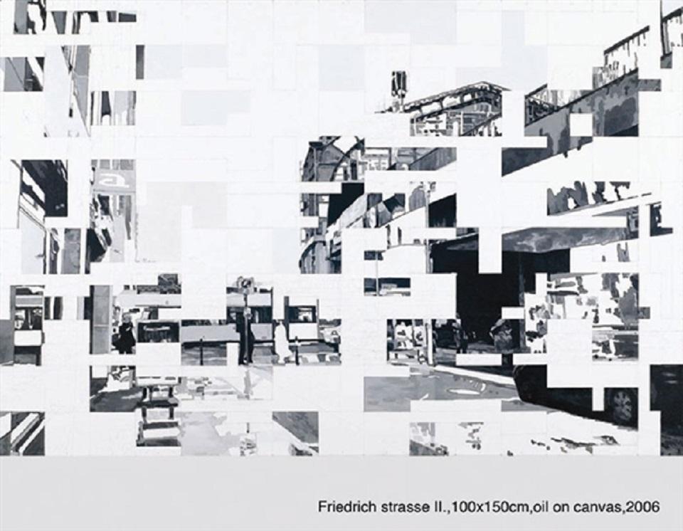 Miha Štrukelj -Friedrich strasse II