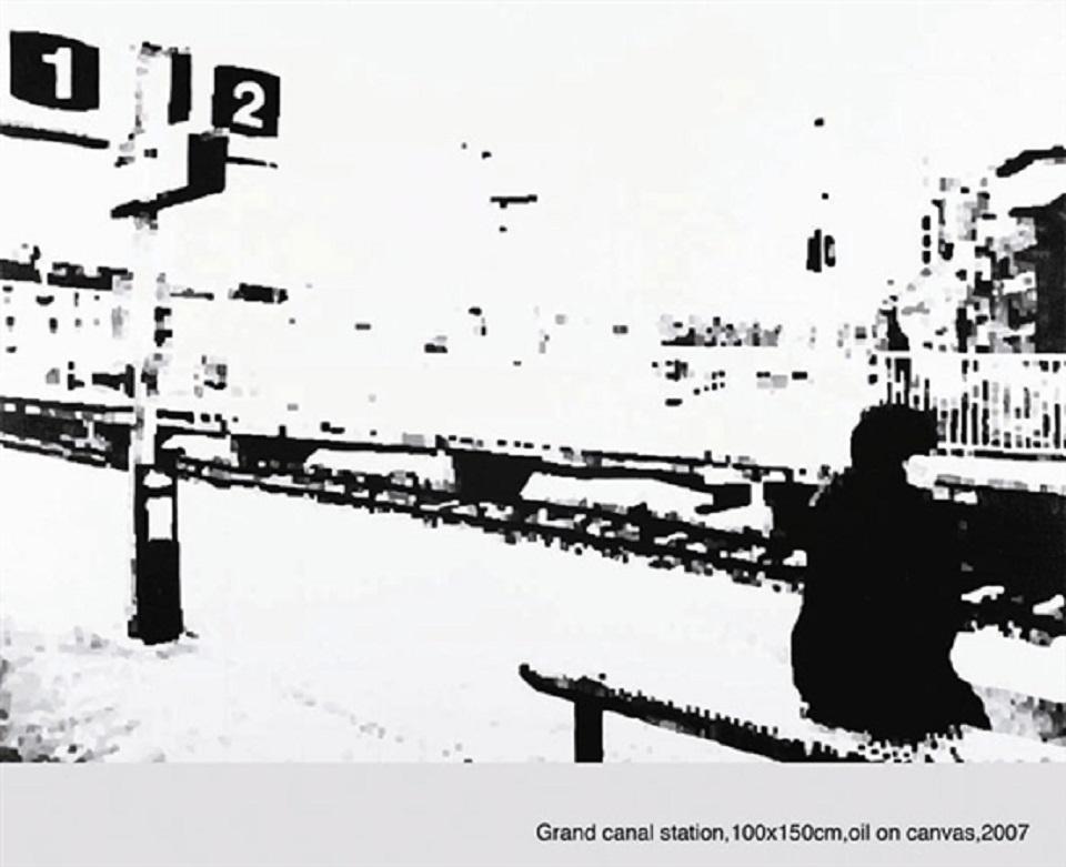 Miha Štrukelj – Grand canal station