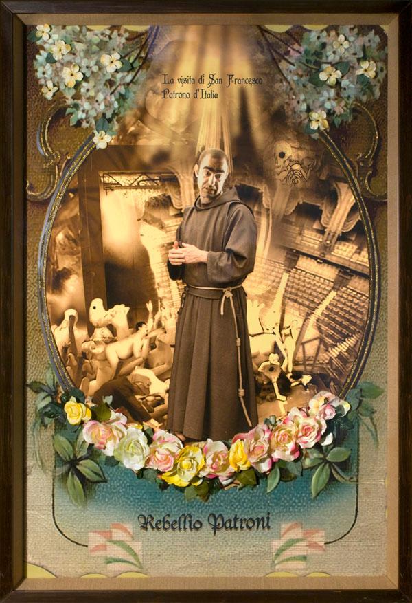 Paolo Consorti – Rebellio Patroni, La visita di San Francesco