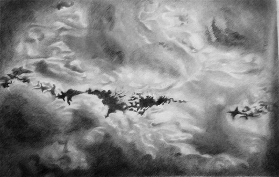 Elizabeth Aro -Nuvola # 1