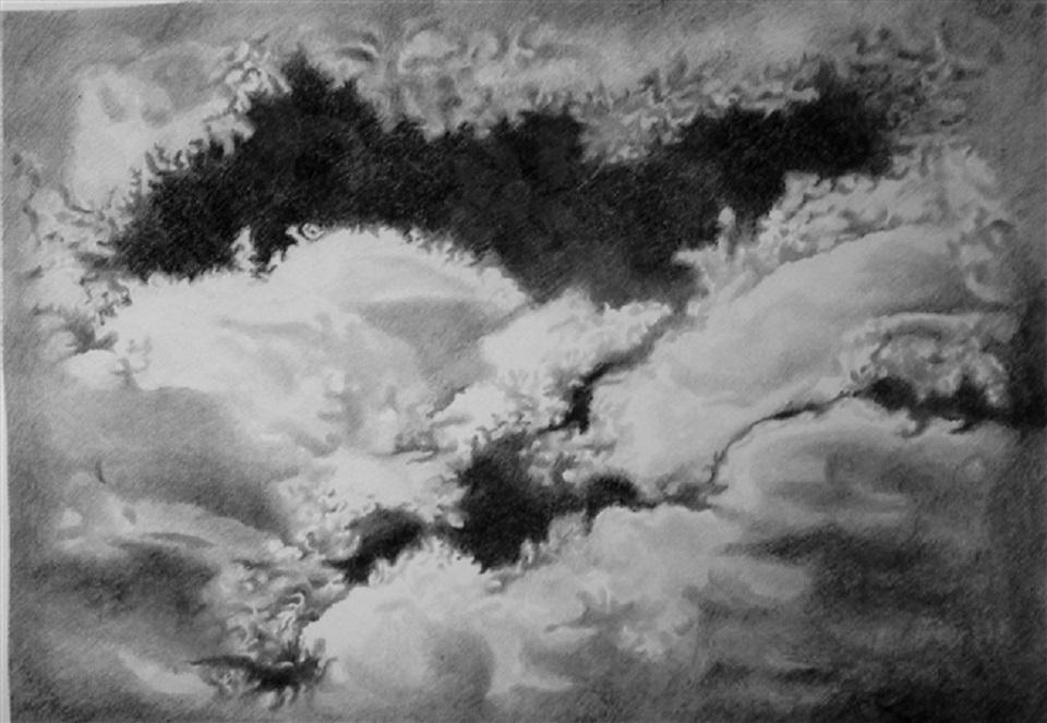 Elizabeth Aro -Nuvola # 2