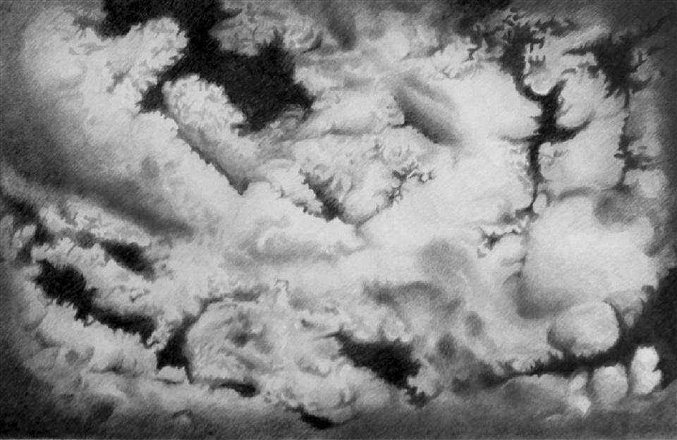Elizabeth Aro -Nuvola # 3