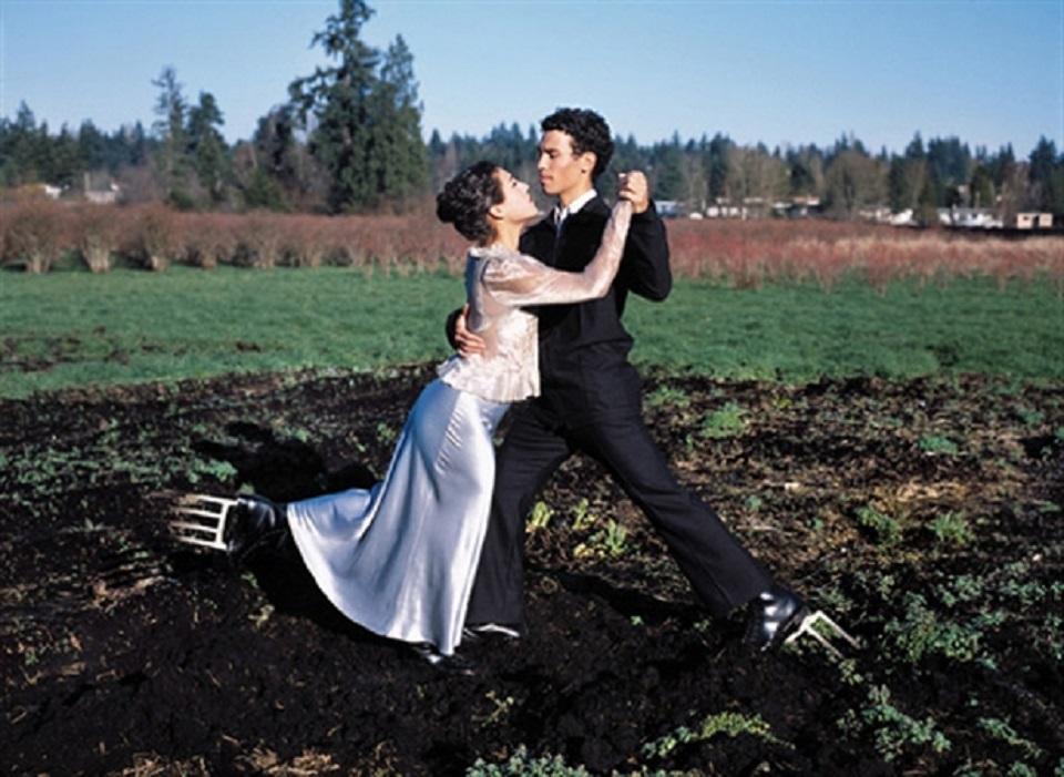 Margot Quan Knight – Pitchfork Dance (The Garden)