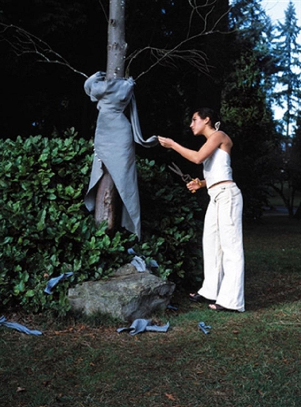 Margot Quan Knight – Prune (The Garden)
