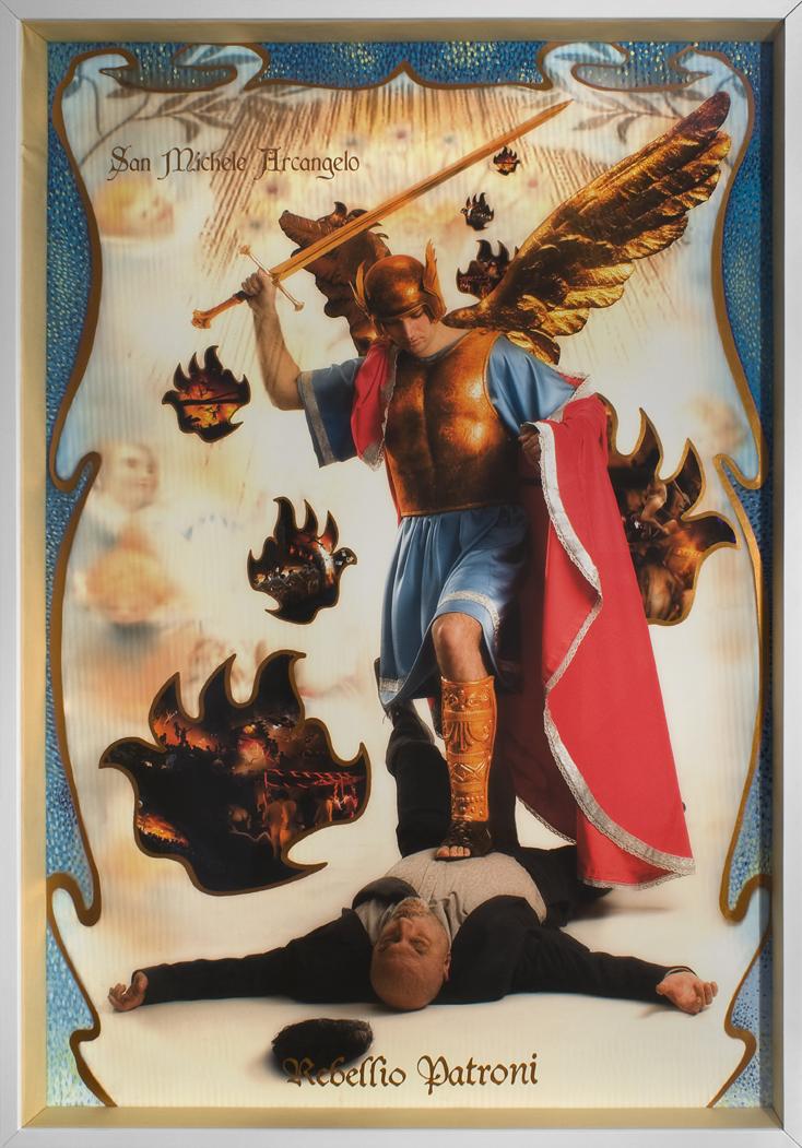 Paolo Consorti – Rebellio Patroni. San Michele Arcangelo