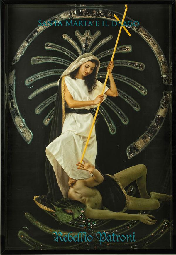 Paolo Consorti – Rebellio Patroni. Santa Marta e il drago