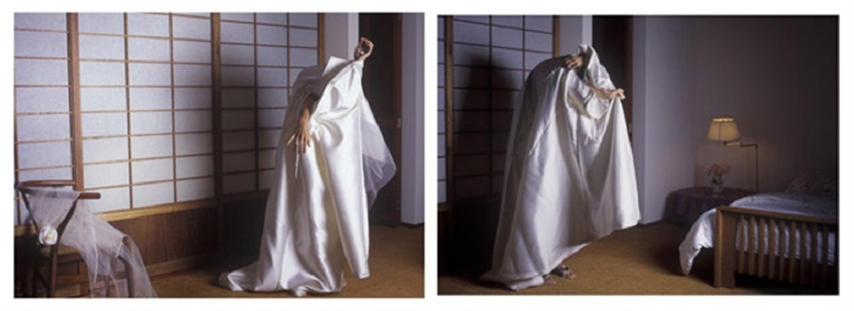Margot Quan Knight – Veil Diptych