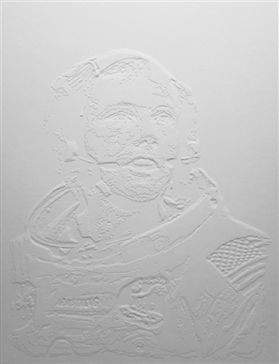 Daniele D'Acquisto – White Icons, J. Gagarin