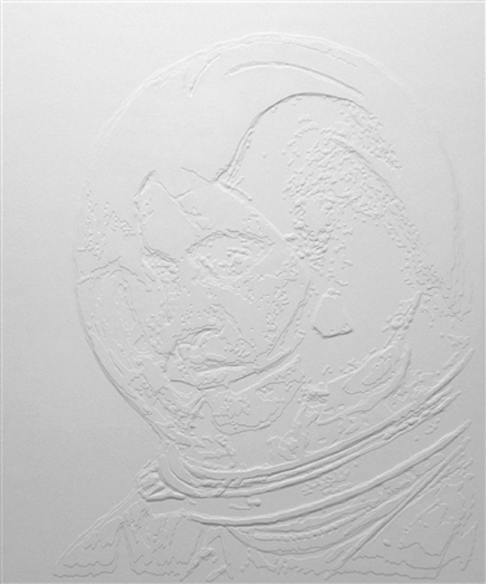 Daniele D'Acquisto – White Icons, H.Schmitt