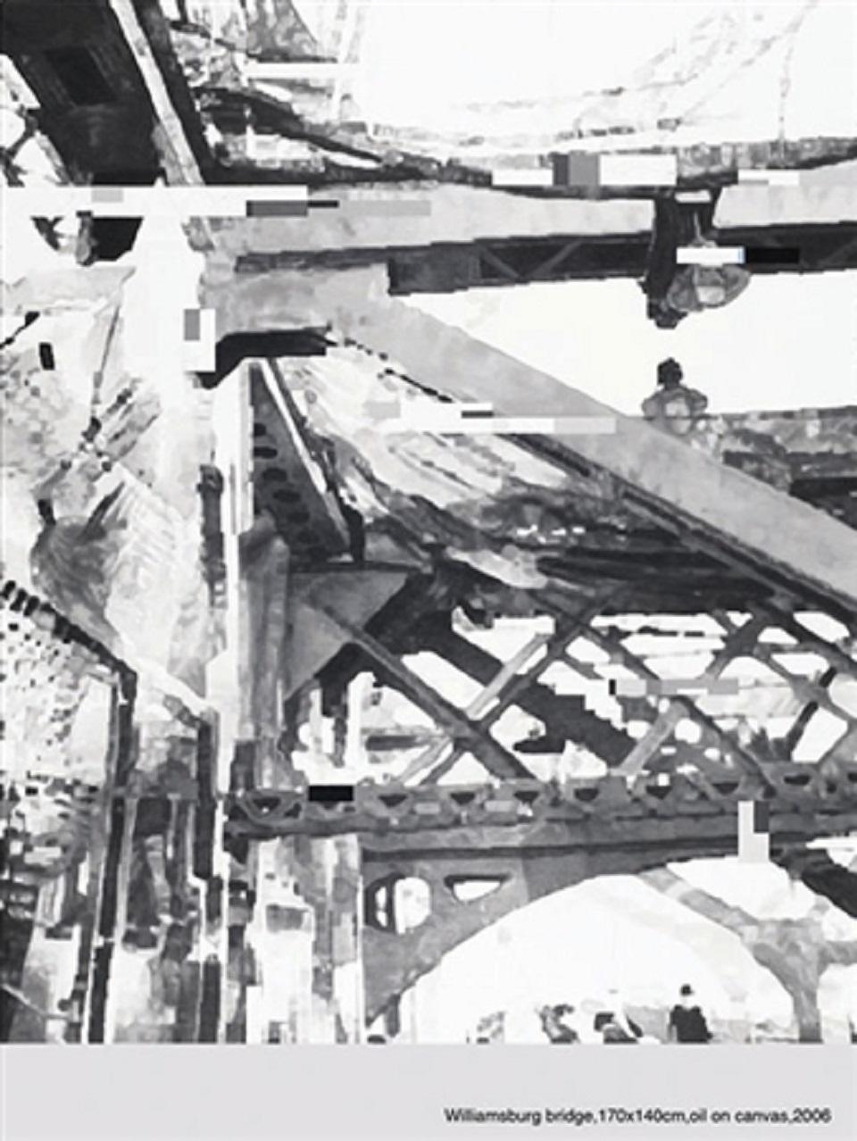 Miha Štrukelj – Williamsburg bridge