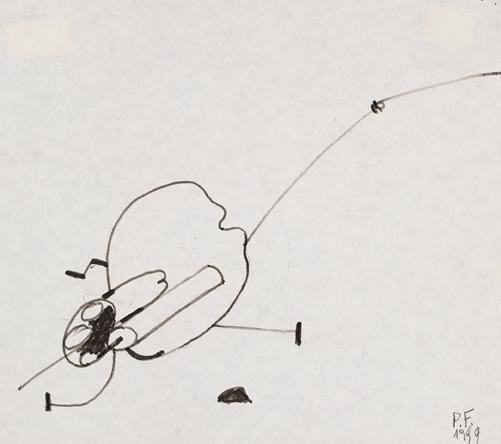 Piero Fogliati – disegno 5