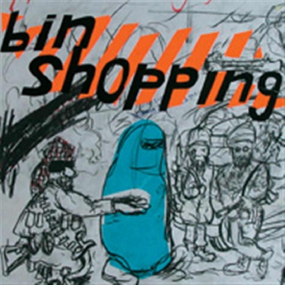 Erik  van Lieshout – Bin Shopping