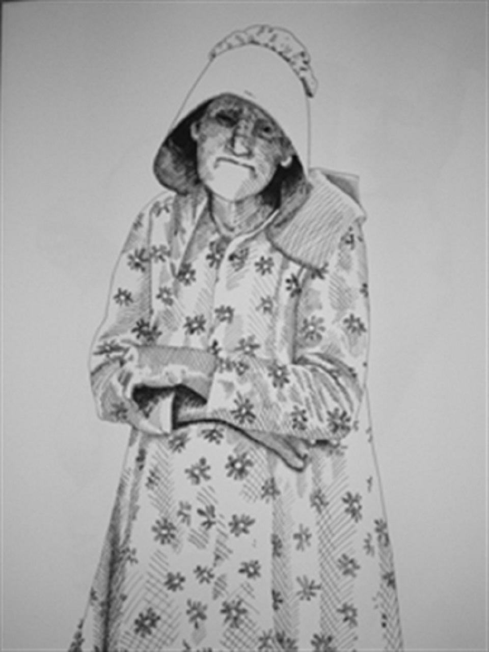 Helene Depotte – Blanche Neige
