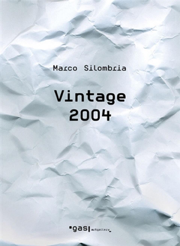 Marco Silombria – calendario vintage
