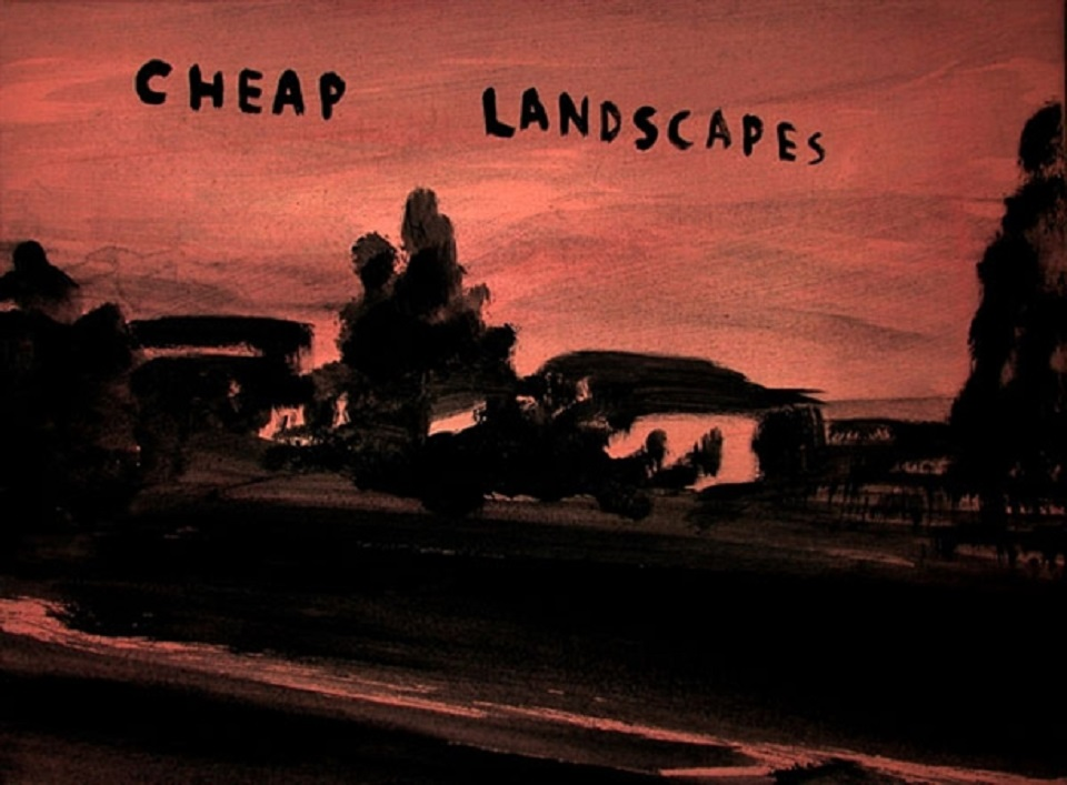 Andreas Leikauf – Cheap landscapes