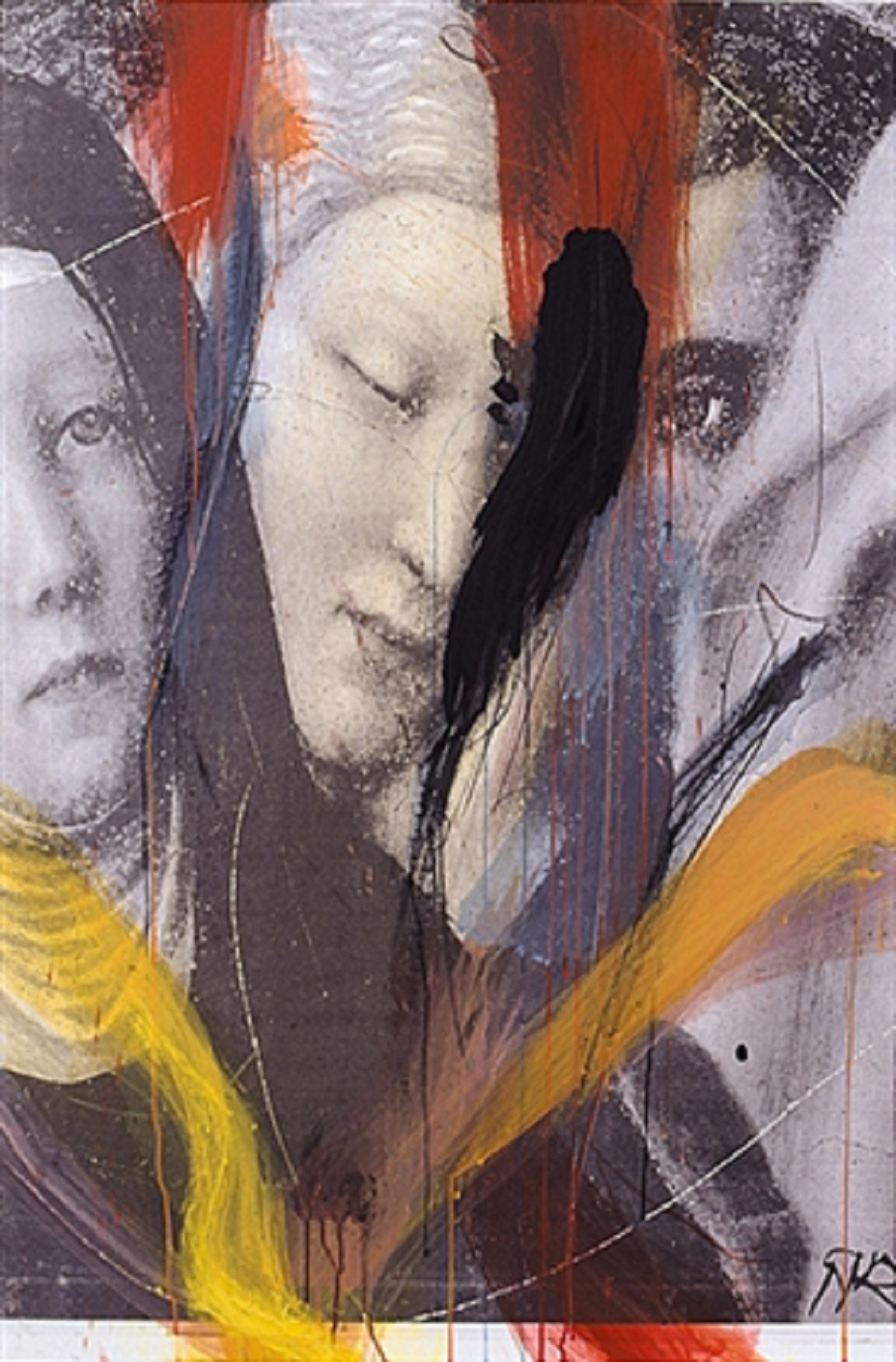 Arnulf Rainer – Giotto