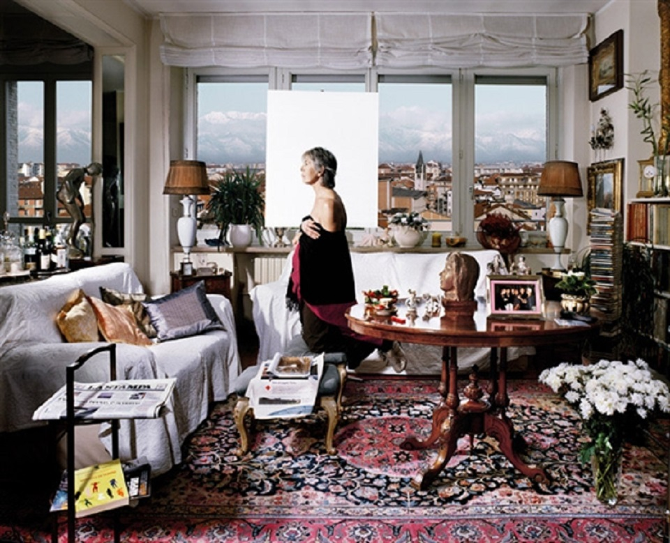 Aurore Valade -Modelli di donna. RITRATTI TORINO