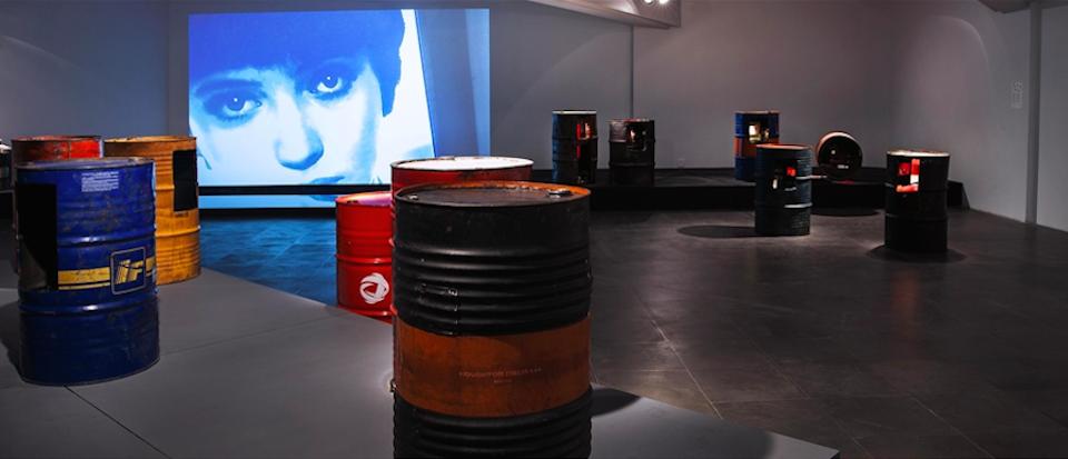 Paola Risoli – Retour de Nice,  installation view