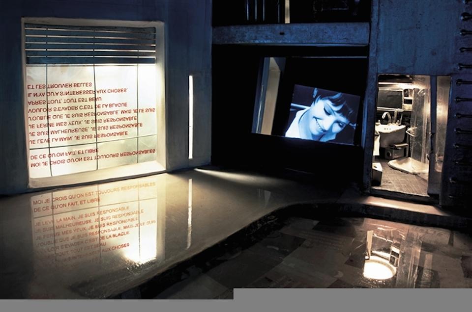 Paola Risoli – toujours responsables, frame I, hommage à vivre sa vie de jean-luc godard