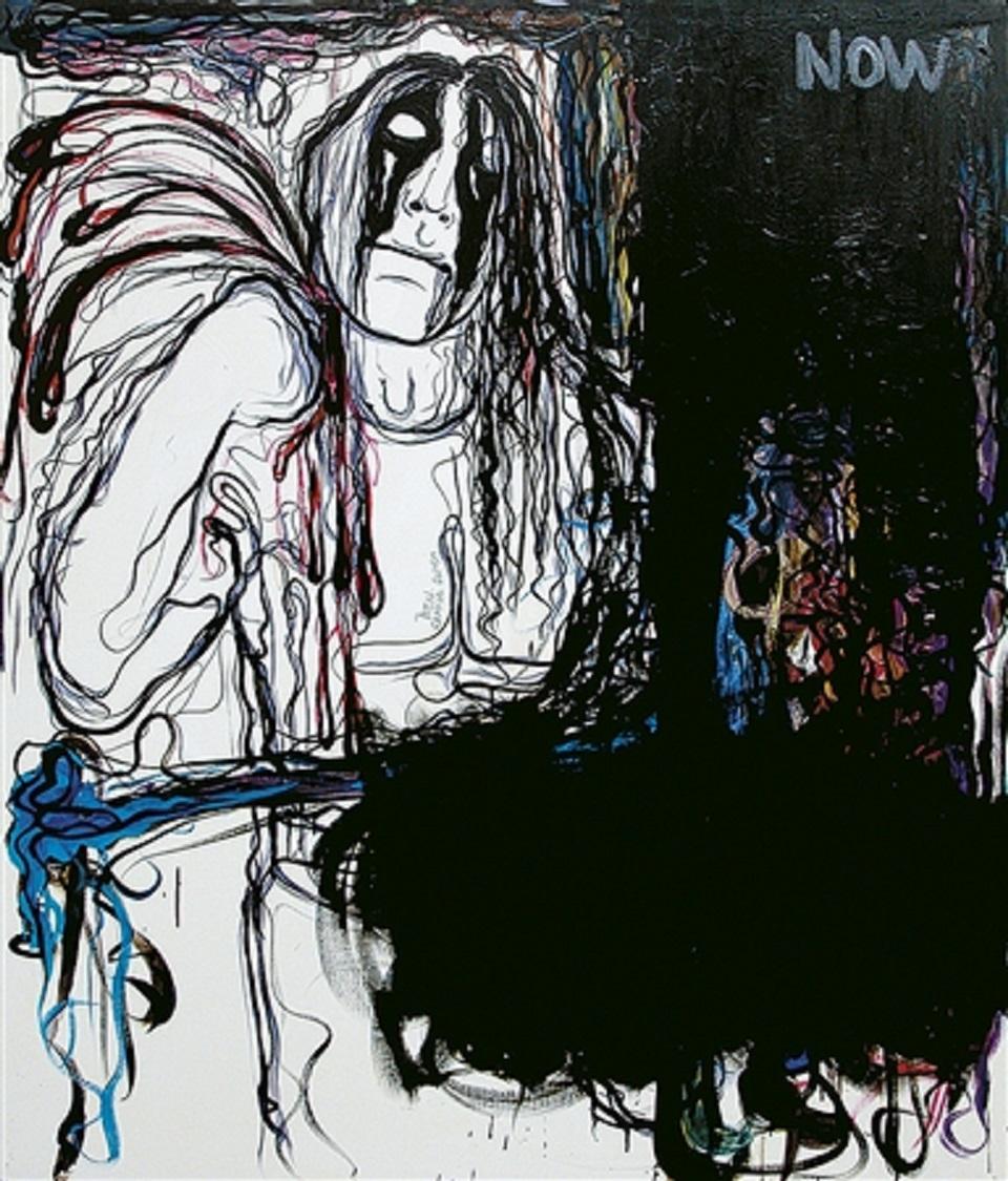 Bjarne  Melgaard – Untitled