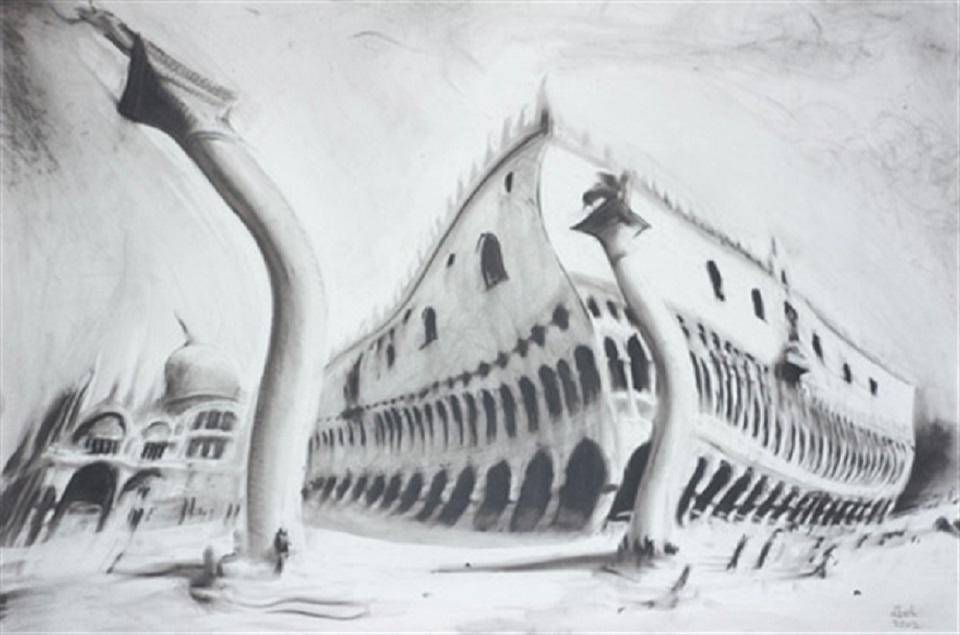 Javier Gil – venecia_palacio doges (italia)