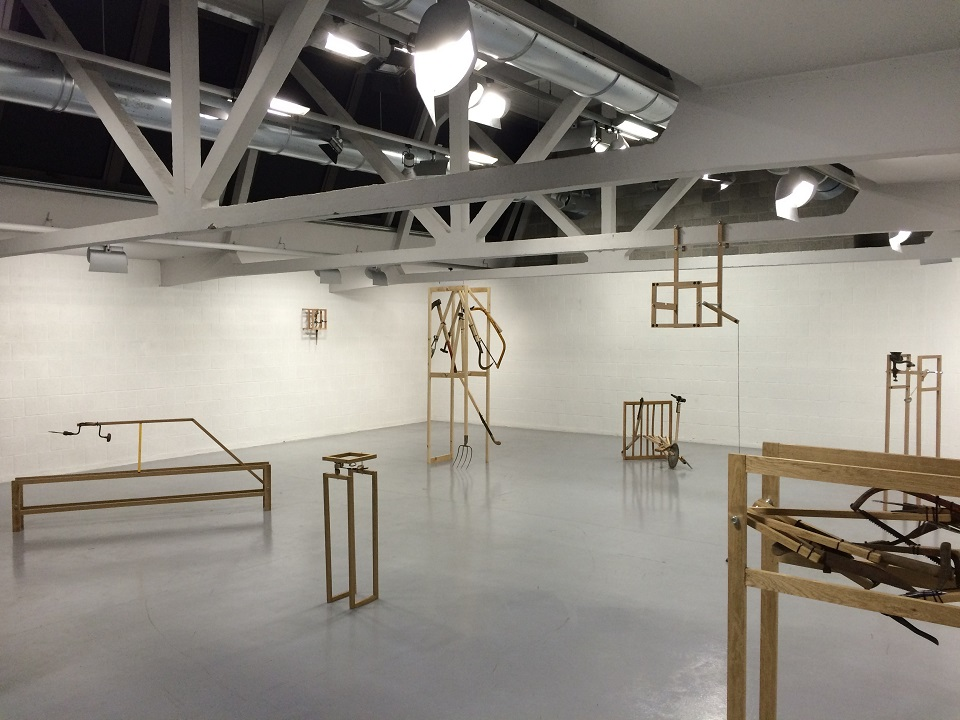 INSTALLATION VIEW / MARTINA BRUGNARA