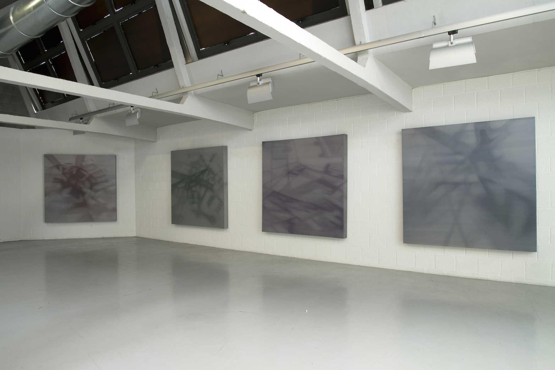 Marchetti Installation view