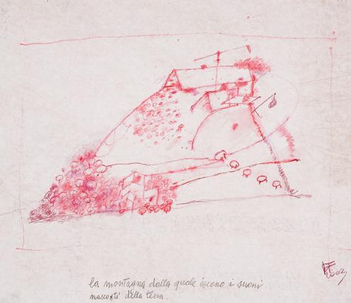 Piero Fogliati – disegno 2