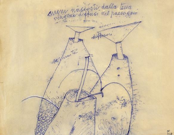 Piero Fogliati – disegno 6