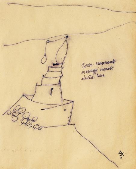 Piero Fogliati – disegno 16