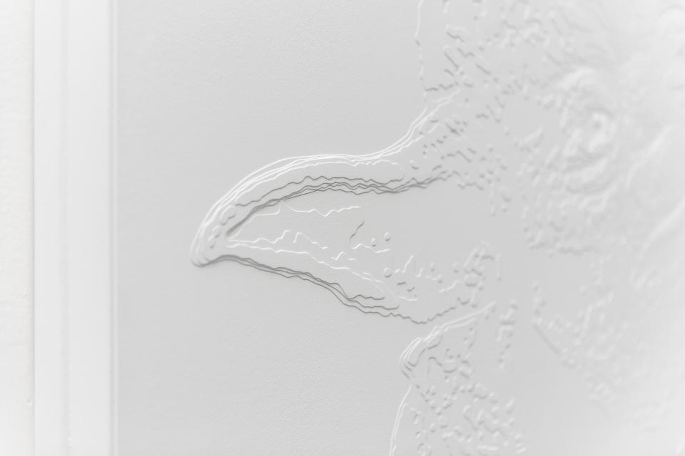 Daniele D'Acquisto – White Icons, Yoda